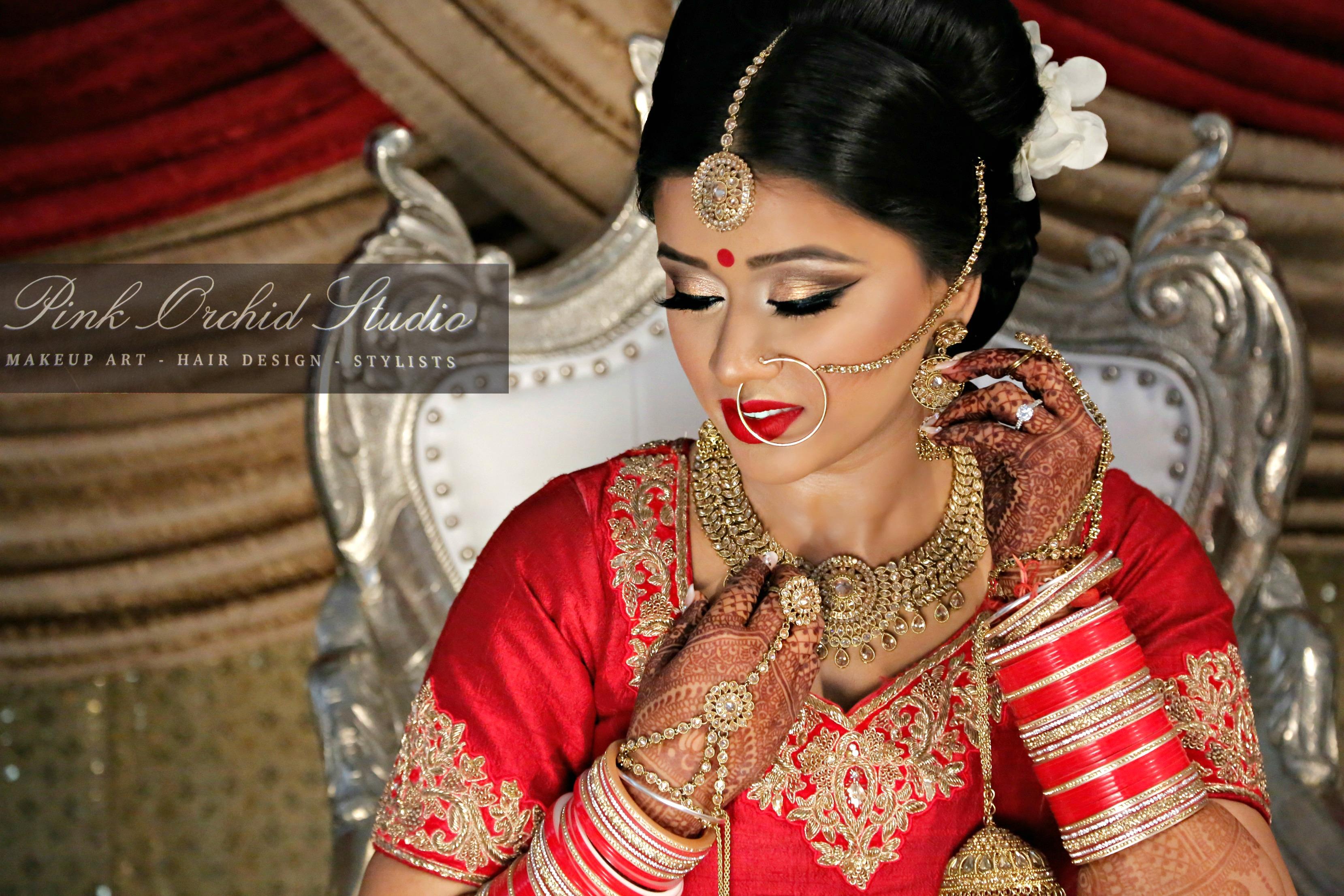 Uzma S Mehndi Makeup : Pakistani bridal makeup tutorial youtube